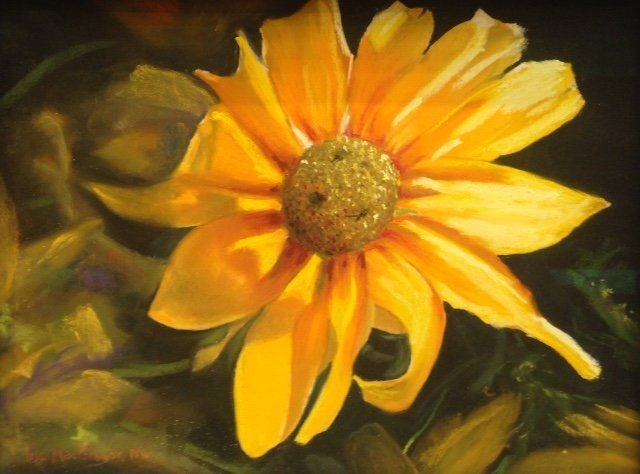 Golden Glow by Lise MacGregor. Honorable mention professional.
